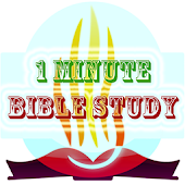 1 Minute Bible Study