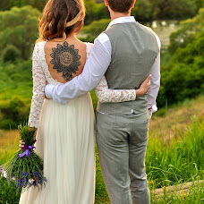 Wedding photographer Kristina Gluschenko (KristinaKort). Photo of 29.06.2016