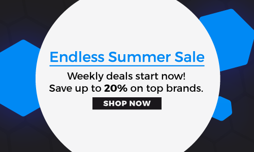 Summer Sale - save on select materials, machines and accessories.