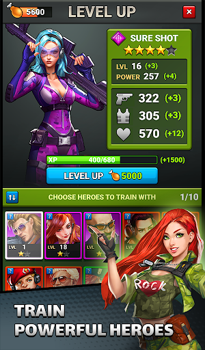 Puzzle Combat screenshots 16