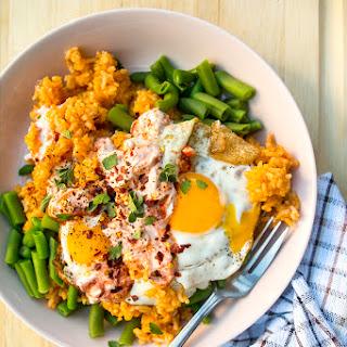 Chili Garlic Sauce Eggs Recipes