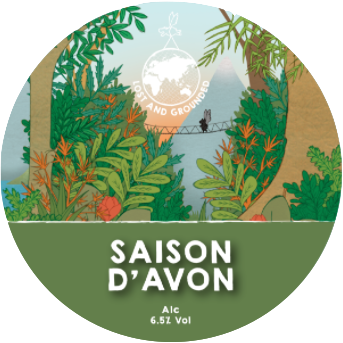 Logo of Lost And Grounded Saison D'Avon
