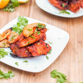 Broiled Paprika Garlic Chicken Thighs {Gluten-Free, Dairy-Free}.