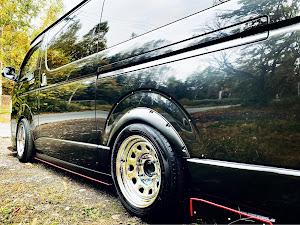 ハイエース  SUPER GL 4WD DIESELのカスタム事例画像 Trick Star customさんの2021年10月13日14:03の投稿