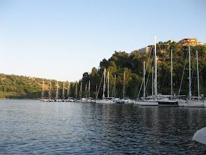 Photo: Sportochori filling up with boats