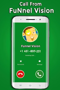 Call From Funnel Vision Family 2018 - náhled