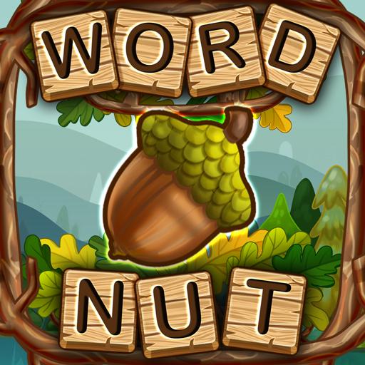 Word Nut: Word Puzzle Games & Crosswords