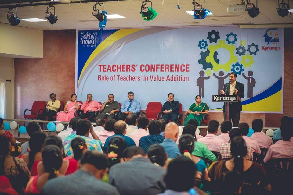 Teachers Conference
