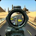 Sniper Traffic Hunter - Shoot War icon