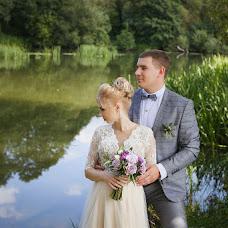 Wedding photographer Larisa Novak (novalovak). Photo of 24.10.2016