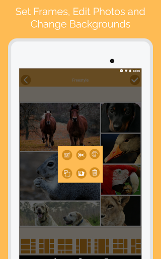 Photo Collage Maker - Pic Collage & Photo Editor 1.4 screenshots 8