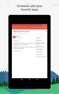 Newton Mail - Email & Calendar Screenshot
