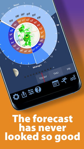 Screenshot for Atmosphere Weather in United States Play Store