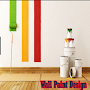 Wall Paint Design APK icon