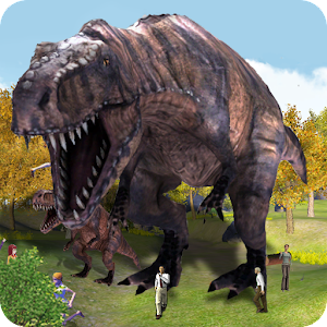 T-Rex Disaster: City Attack for PC and MAC