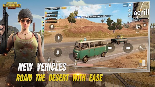 PUBG MOBILE 0.5.0 (Official/Eng)