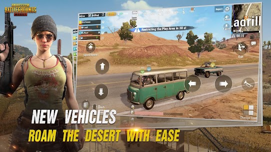 PUBG MOBILE MOD 0.5.0 (Unlimited Money) Apk + Data 4