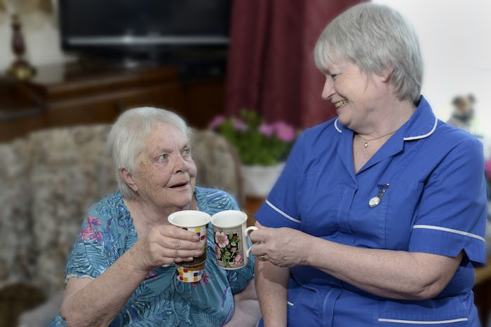 Care agency backs NHS recruitment campaign
