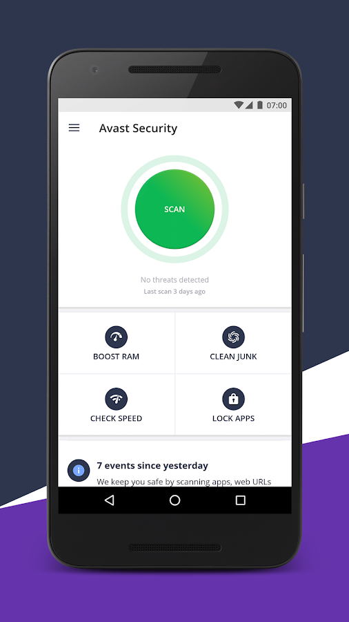 Avast Mobile Security - Antivirus & AppLock- screenshot
