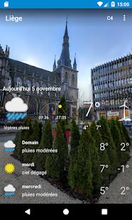 Liège - Météo - náhled
