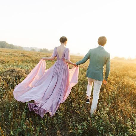 Свадебный фотограф Анна Евграфова (FishFoto). Фотография от 09.01.2019