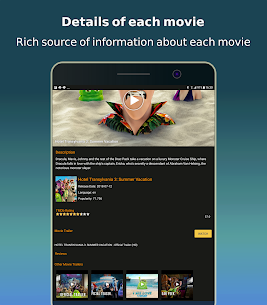 Movie Wiki –  Trailers – TV Show – Film & Cinema  App Download For Android and iPhone 9
