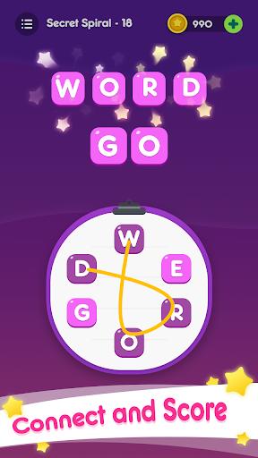 Word Go - Cross Word Puzzle Game 1.0.12 screenshots 1