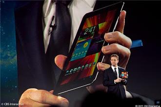 Photo: Samsung Galaxy Tab 7.7 - Photo by Sarah Tew