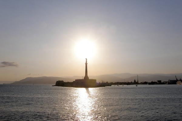 La luce e il porto di c