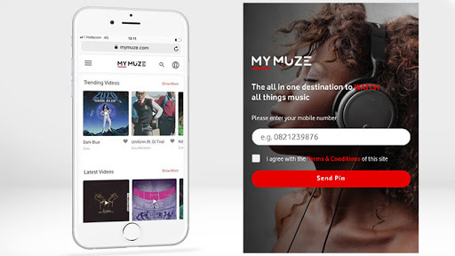 My Muze provides streamed and download access to more than 30 million songs.