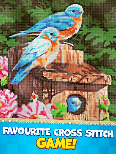 CROSS-STITCH screenshot 8