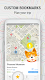 screenshot of MAPS.ME – Offline Map and Travel Navigation