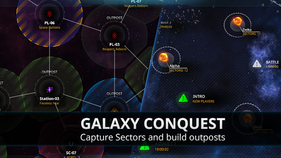 AQ: First Contact (Free 3D Space MMO) Screenshot