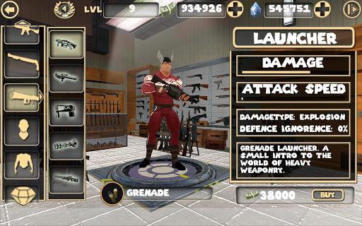 Code Triche Rope Hero: Vice Town APK MOD screenshots 3
