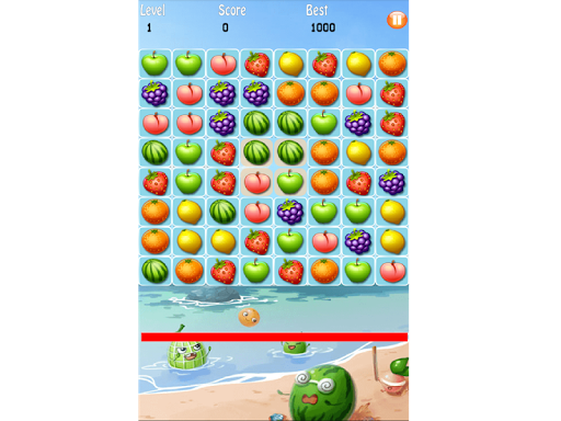 Connect Fruits Classic