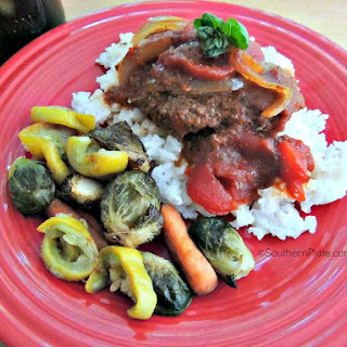 Fork Tender Swiss Steak.