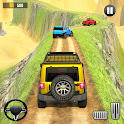 Mountain Car Driving Games :Offroad Jeep Games 4x4 icon