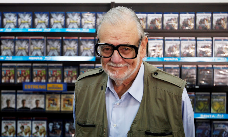 US filmmaker George A. Romero, also known as the Zombie Master, has died aged 77.