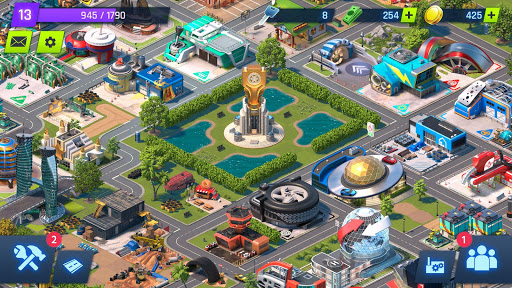 Overdrive City – Car Tycoon Game screenshot 6