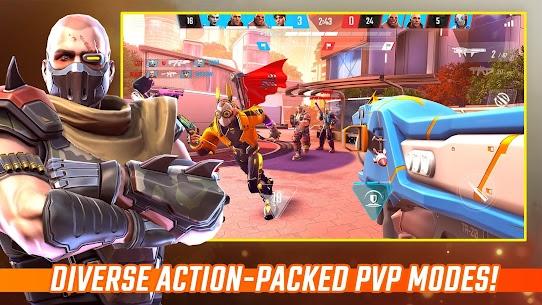 Shadowgun MOD (Unlimited Bullets/Hide Weapon/God Mode) 3