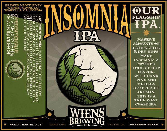 Logo of Wiens Insomnia