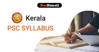 Kerala PSC Syllabus 2020: For Prelims and Mains