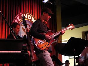 Photo: Ben Street and Kurt Rosenwinkel