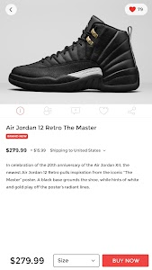 Kixify - Buy & Sell Sneakers screenshot 1
