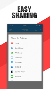 WPS Office Premium Mod Apk 12.6.2 (Mod + No Ads) For Android 8