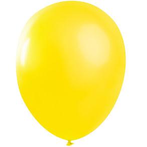Ballong lösvikt, Gul