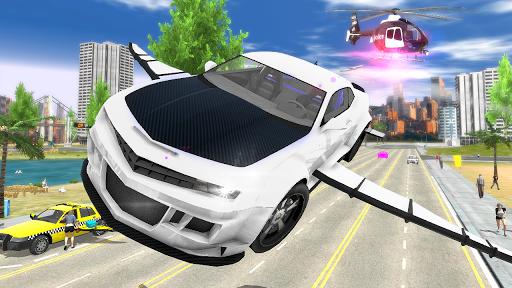 Flying Car Transport Simulator  screenshots 11