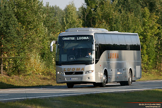 Photo: YHJ-478 på E12 nær Riihimäki, 09.09.09. Raimo Luoma #4.