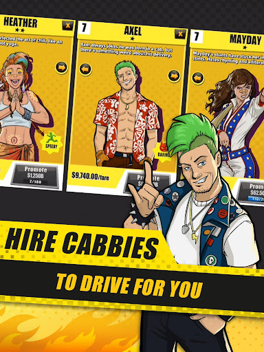 Crazy Taxi Tycoon for PC