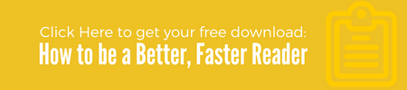 Download How to be a Better, Faster Reader